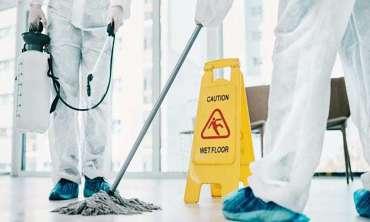 Sanificazione di ambienti in ottemperanza alle disposizioni Covid-19